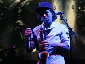 Andre Meisner - Saxophone