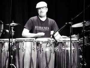 Markus Ostfeld – Percussion